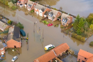 Britain Underwater: The Story Of The Floods In England – As Told In Photos