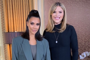 Jenna Bush Hager Defends Kim Kardashian's Criminal Justice Work After Today Interview