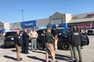 Three dead in shooting at Walmart in Duncan, Oklahoma