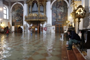 Venice floods threaten priceless artwork and history — and a unique way of life