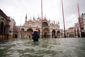 Venice Is Flooding Because of Corruption