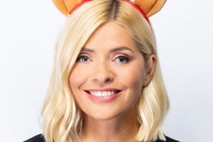 Holly Willoughby and Love Island's Maura Higgins lead the stars showing their support for Save The Children's Christmas Jumper Day