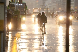 Irish weather forecast: Met Eireann issues 36 hour Status Yellow rainfall warning for five counties