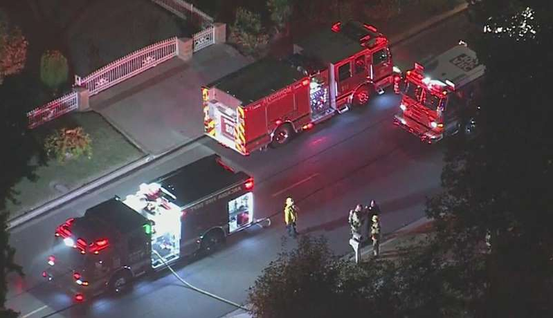 Man Found Burned After Suspected Drug Lab Explodes In Million-Dollar Arcadia Home