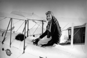 Maude 'Lores' Bonney: why a Google Doodle is marking the pioneering Australian aviator's 122nd birthday