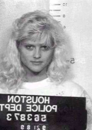 Slide 106 of 113: Police mugshots Anna Nicole Smith