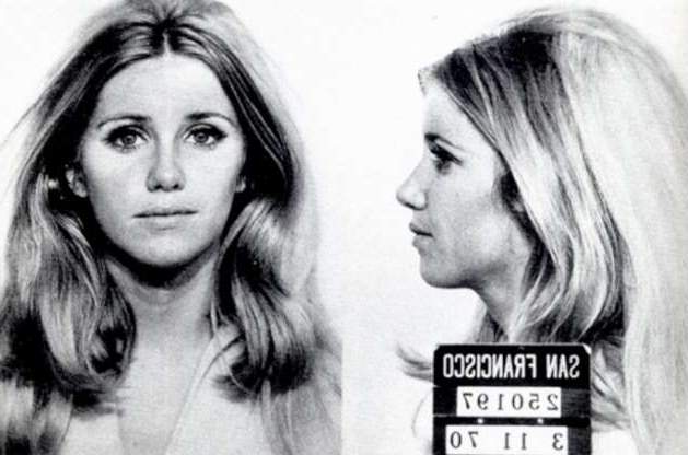 Slide 108 of 113: Police mugshots Suzanne Somers