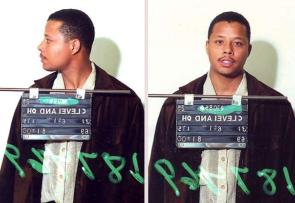 Slide 110 of 113: Police mugshots Terrence Howard