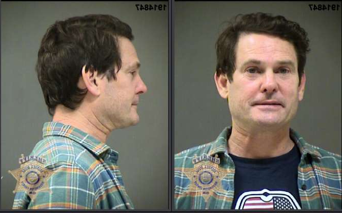 Slide 3 of 113: This image provided by the Washington County Sheriff's Office shows booking photos of actor Henry Thomas.  Authorities say Thomas, the actor who starred as a child in