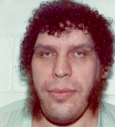 Slide 88 of 113: Police mugshots Andre the Giant