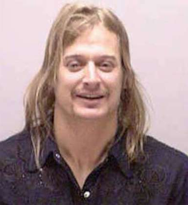 Slide 97 of 113: Police mugshots Kid Rock
