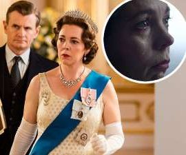 Olivia Colman, Charles Edwards are posing for a picture: The Crown's episode on the Aberfan disaster has left fans reeling, and it's all because of one, harrowing scene with Olivia Colman, who plays Queen Elizabeth.