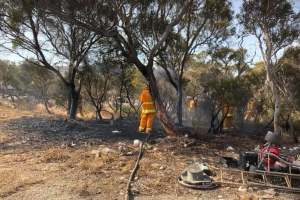 SA bushfires burning throughout the state, residents told to take shelter