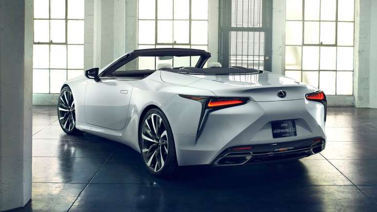 Slide 11 of 21: Lexus-LC-Convertible-Concept-8.jpg