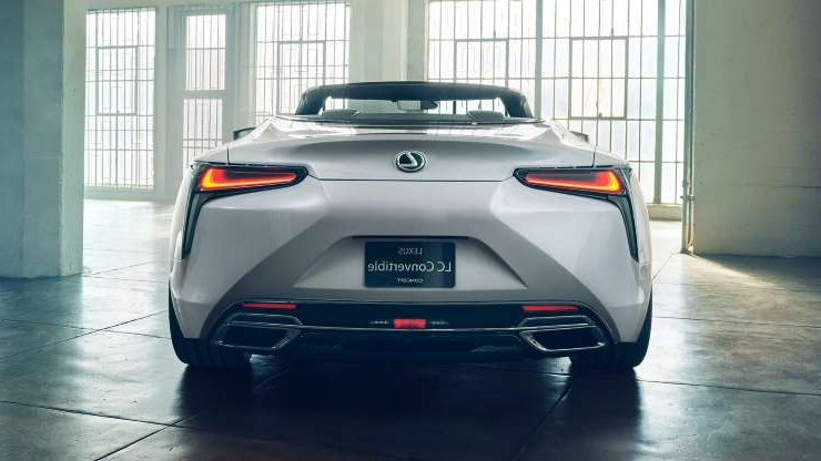 Slide 13 of 21: Lexus-LC-Convertible-Concept-11.jpg