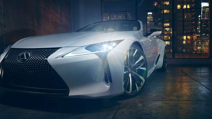 Slide 15 of 21: Lexus-LC-Convertible-Concept-2.jpg