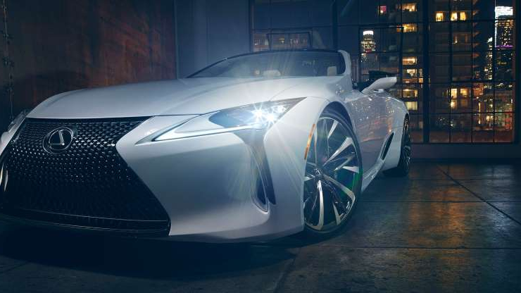 Slide 21 of 21: Lexus-LC-Convertible-Concept-2.jpg