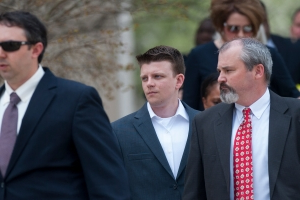 Alabama officer testifies about fatal shooting of black man