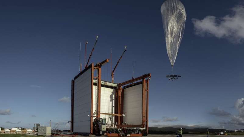 Alphabet's Loon balloons will provide internet to remote parts of the Amazon next year