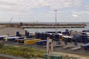 BREAKING Up to 16 people found in lorry on ship bound for Rosslare Harbour in Co Wexford