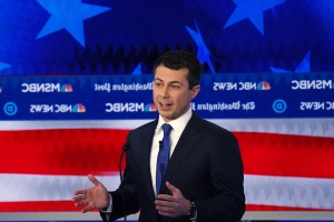 Buttigieg faces gentle questions about whether he has the experience to be president