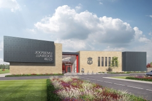 Liverpool training ground 'on track' for 2020