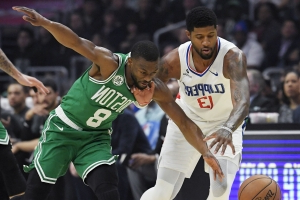Observations on the Celtics' overtime stumble vs. the Clippers