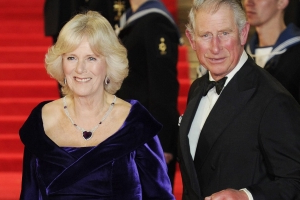 Prince Charles and Camilla to attend upcoming movie premiere