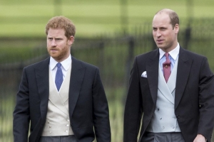 Prince William and Prince Harry Have 'a Lot of Hurt and Unresolved Issues,' Says Friend