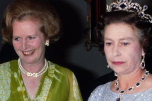 The Crown boss addresses the Queen and Maggie Thatcher's relationship