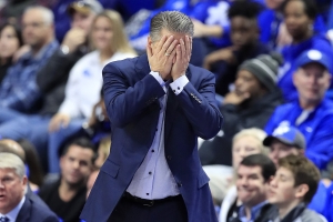 Empty seats in Rupp Arena are sending a message. Does it matter to anyone?