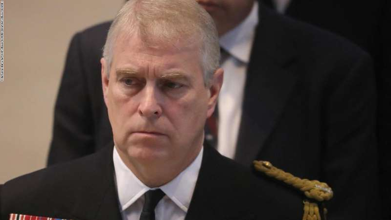 Prince Andrew, Duke of York wearing a suit and tie: Prince Andrew, Duke of York, attends a commemoration service at Manchester Cathedral marking the 100th anniversary since the start of the Battle of the Somme. July 1, 2016 in Manchester, England. Services are being held across Britain and the world to remember those who died in the Battle of the Somme which began 100 years ago on July 1st 1916. Armies of British and French soldiers fought against the German Empire leading to over one million lives being lost.