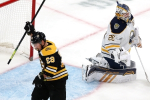 Tuukka Rask's heroics help deliver another Bruins home victory