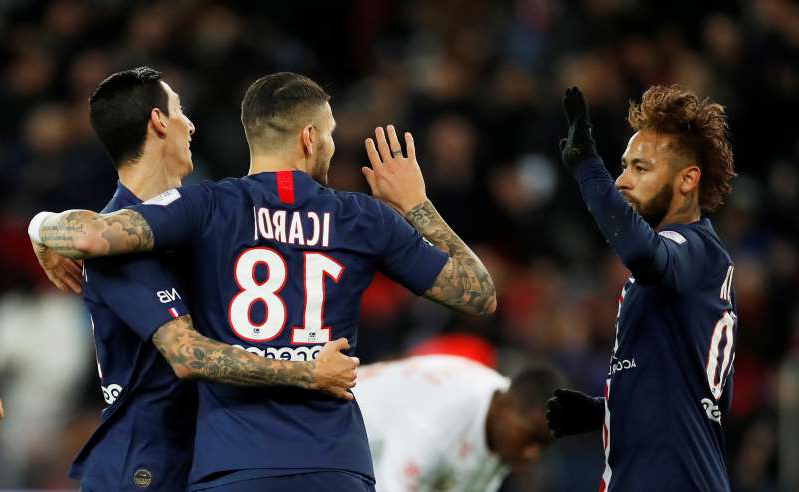 Ligue 1 - Paris St Germain v Lille