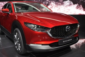 The 2020 Mazda CX-30 is Here! Wait, What's a Mazda CX-30? Details and Photos Here