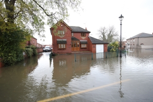 Flood hit areas preparing for more heavy rain