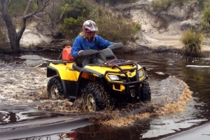 Woman killed in second fatal Tasmanian ATV crash in less than a week