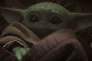Adorable 'Baby Yoda' GIFs return after Giphy mix-up