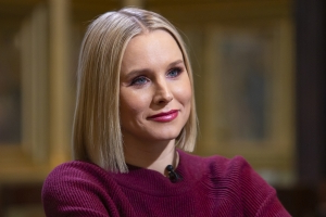 Kristen Bell gets candid about how she deals with her anxiety and depression
