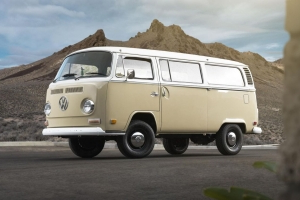 Magic e-bus: Volkswagen electrifies its classic camper