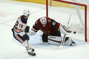 McDavid scores shootout winner, Oilers top Coyotes 4-3