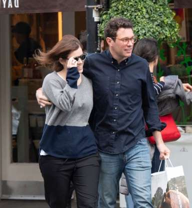 Slide 50 of 132: Princess Eugenie and husband Jack Brooksbank stepped out for a low-key shopping date in London's Notting Hill area on June 11.