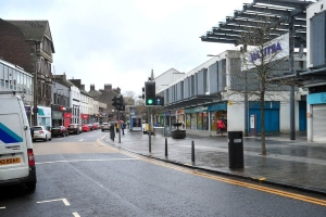 Traffic wardens could be set for Dumbarton High Street return