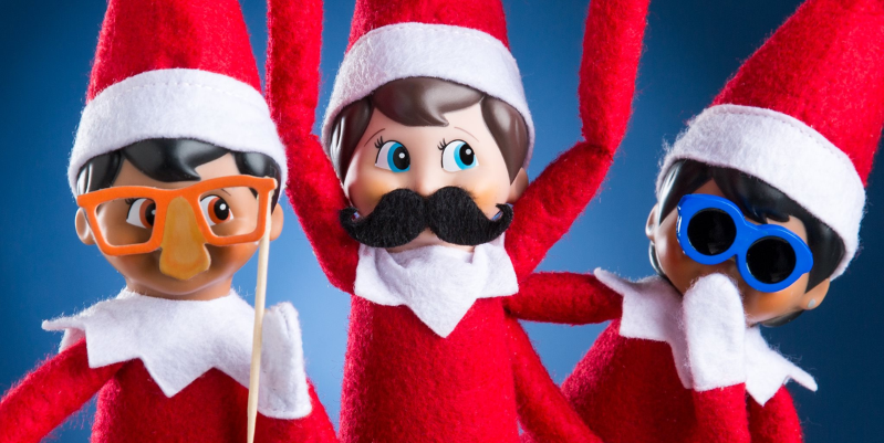 a teddy bear wearing a red hat: Christmas is almost here, and you may already be dreaming up fun ideas for your Elf on the Shelf—but first, you'll need the best Elf on the Shelf name ideas! Here, we've got the best girl and boy names for your Elf.