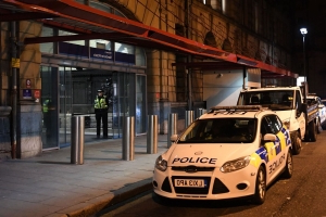 Man pleads guilty to Manchester Victoria knife attack