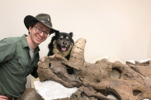 Student's dino skull discovery defies scientists' assumptions: U of A