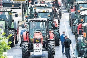 Tractor protest to hit Dublin streets today