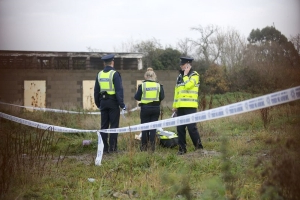 Gardai treating death of man whose body discovered in container in Dublin as 'tragic incident'