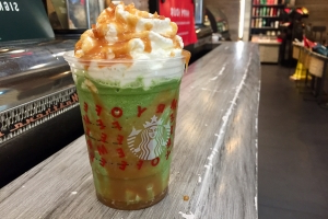 How to order the Baby Yoda Frappuccino off the Starbucks secret menu