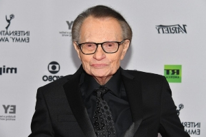 Larry King Reveals He Was in a Coma After Suffering a Stroke in March: 'It's Been a Rough Year'